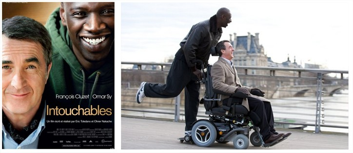 film complet intouchables
