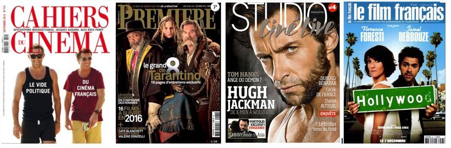 revues et magazines francais